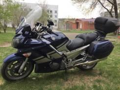 Yamaha FJR 1300. 1 300куб. см., исправен, птс, с пробегом
