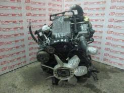 Двигатель в сборе. Isuzu Wizard, UES73FW Двигатели: 4JX1, 4JX1T