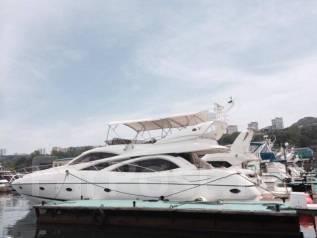 Фешенебельная моторная яхта, катер 65 футов. 15 человек, 60км/ч