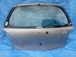 Дверь багажника. Toyota Vitz, SCP10, SCP13, NCP10, NCP15 Toyota Yaris, NCP13, NLP10, SCP10, NCP10 Toyota Echo, SCP10, NCP13, NCP10 Двигатели: 1SZFE, 2...