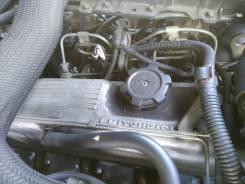 Двигатель в сборе. Mitsubishi Pajero Sport, K90 Двигатель 4D56