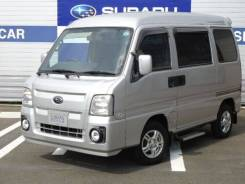 Subaru Sambar. автомат, 4wd, 0.7, бензин, б/п. Под заказ