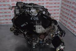 Двигатель в сборе. Mitsubishi Diamante, F36A, F31A, F41A, F46A Mitsubishi Proudia, S32A Mitsubishi Dignity, S32A Двигатель 6G73
