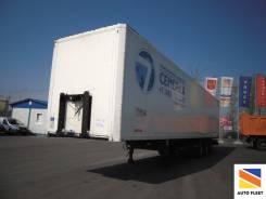 Kogel. Продам полуприцеп SP24 цельнометаллический фургон город Москва, 28 800 кг.