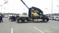 Freightliner Century. Седельный тягач Freightliner centure 120, 14 160 куб. см., 38 084 кг.