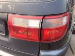 Вставка багажника. Toyota Caldina