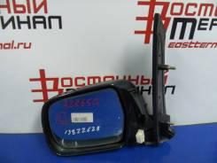 Зеркало заднего вида боковое. Toyota Noah, AZR65G, AZR60G