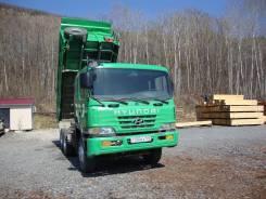 Hyundai Trago. Продам самосвал хенде, 12 000 куб. см., 15 000 кг.