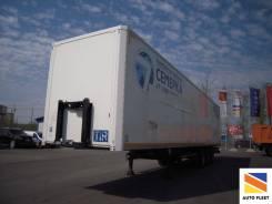 Kogel. Продам полуприцеп SP24 цельнометаллический фургон в Москве, 28 799 кг.
