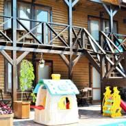 Двухуровневый дачный дом 407 кв. м на берегу Черного моря. От агентства недвижимости (посредник)