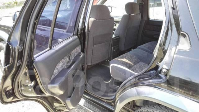 Nissan Terrano. автомат, 4wd, 2.7, дизель, 174 тыс. км