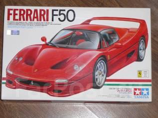 Продам масштабную сборную модель Ferrari F50