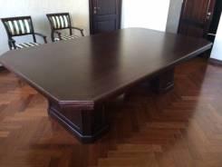 Столы, мебель из массива дуба, сосны ясеня. Изготовление. Под заказ