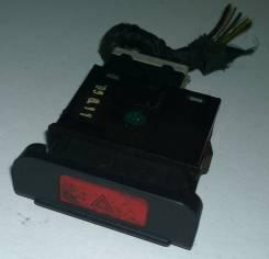Кнопка включения аварийной сигнализации. Honda Integra, E-DC1, E-DC2, GF-DC1, GF-DC2, E-DB6, E-DB7, E-DB8, E-DB9, GF-DB8, GF-DB9, GF-DB6 Двигатели: B1...