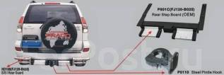 Подножка. Toyota Land Cruiser Prado, KZJ120, TRJ120W, GRJ120, VZJ120W, LJ120, RZJ120, KDJ120, GRJ120W, KDJ120W, VZJ120, RZJ120W, TRJ120 Двигатели: 1KZ...