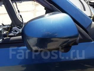 Зеркало заднего вида боковое. Subaru Forester, SH5, SH Двигатели: EJ205, EJ204