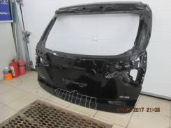 Крышка багажника. Hyundai ix35