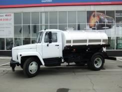 ГАЗ 3309. ГАЗ-3309 Молоковоз, 4 400 куб. см., 4 200,00куб. м.