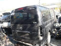 Дверь багажника. Toyota Hiace, KDH206V
