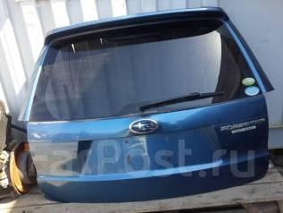 Дверь багажника. Subaru Forester, SH5, SH Двигатели: EJ205, EJ204