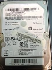 Жесткие диски 2,5 дюйма. 1 000 Гб, интерфейс SATA-II