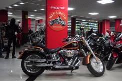Harley-Davidson Fat Boy FLSTF. 1 600 куб. см., исправен, птс, без пробега