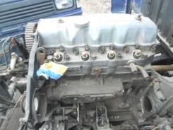 Двигатель в сборе. Mitsubishi Delica, L039G Mitsubishi Pajero Mitsubishi Delica Truck, L039G Двигатель 4D56