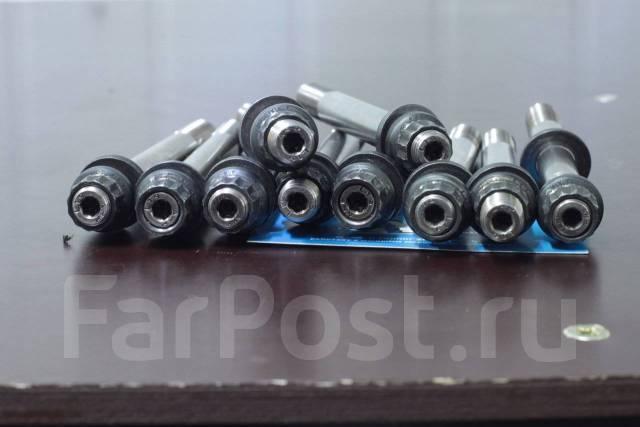 Шпилька головки блока цилиндров. Mitsubishi Lancer Evolution Mitsubishi Lancer Двигатель 4G63