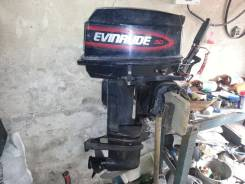 Evinrude. 30,00л.с., 2х тактный, бензин, нога S (381 мм), Год: 1997 год