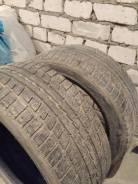 Dunlop Graspic DS2. Всесезонные, 2008 год, износ: 20%, 2 шт