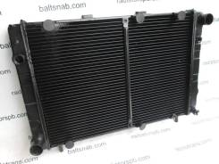 Радиатор охлаждения двигателя. ГАЗ Газель ГАЗ Волга
