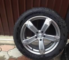 Bridgestone Blizzak DM-V1. Зимние, 2014 год, без износа, 4 шт