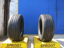 Bridgestone Dueler H/P Sport. Летние, 2015 год, износ: 20%, 2 шт