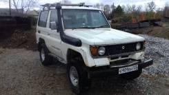 Toyota Land Cruiser. механика, 4wd, 2.4 (84 л.с.), дизель, 364 000 тыс. км, нет птс
