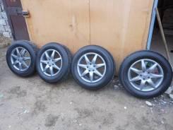 Продам колеса. 7.0x17 5x114.30 ET35 ЦО 70,1мм.