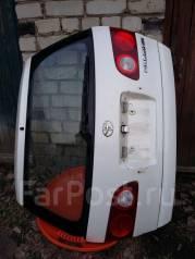 Дверь багажника. Toyota Caldina, ST210