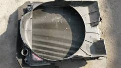 Радиатор MMC Canter FG538 MT (пластик) 4D35