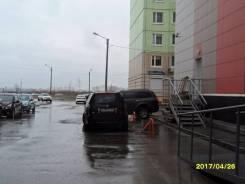 Механический парковочный барьер