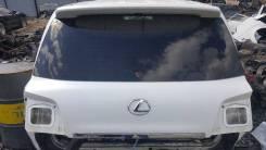 Дверь багажника. Lexus LX570, URJ201, URJ201W Двигатель 3URFE