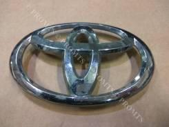 Эмблема решетки. Toyota RAV4, ACA38L, GSA38, GSA33, ACA31W, ACA38, ALA30, ACA30, ACA33, ACA31 Двигатели: 1AZFE, 2ADFTV, 2AZFE, 2GRFE, 2ADFHV