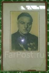 Репродукция. Ворошилов Климент Ефремович (1881-1969). Оригинал. Под заказ