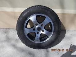 Продам колеса. 7.0x16 5x139.70 ET35 ЦО 98,0мм.