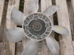Вентилятор охлаждения радиатора. Toyota Chaser, GX90