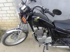Honda CBX125F. 125 куб. см., исправен, птс, без пробега