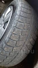 Michelin. Зимние, без шипов, 2016 год, без износа, 4 шт