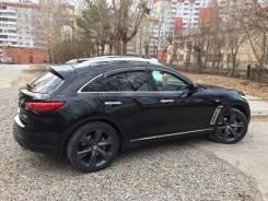 Продам комплект колёс на Инфинити FX. 9.5x21 5x114.30 ET50