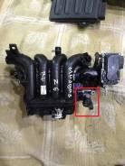 Механизм изменения длины впускного коллектора. Mazda Mazda3, BL