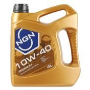 NGN. Вязкость 10W-40, полусинтетическое