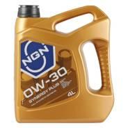 NGN. Вязкость 0W-30, синтетическое