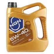 NGN. Вязкость 5W-40, полусинтетическое